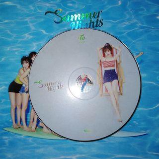 [WTT/WTS] Twice Summer Nights Mina CD