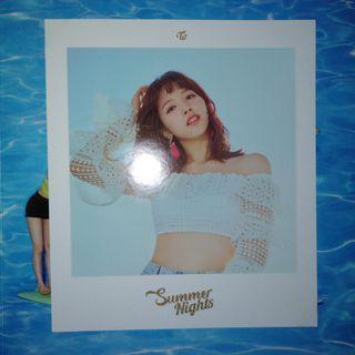[WTT/WTS] Twice Summer Nights Mina Polaroid