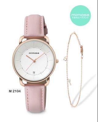 jam tangan mimosa
