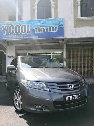 Honda City 1.5 E 2010 full spec