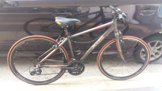 XDS HYBRID 8 SPEED BICYCLE