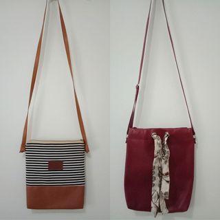 10k get 2 sling bag