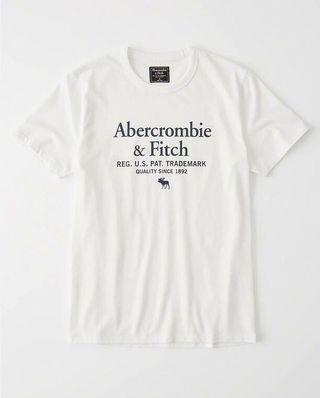 🚚 [PO] Abercrombie & Fitch T-shirt, S-XL