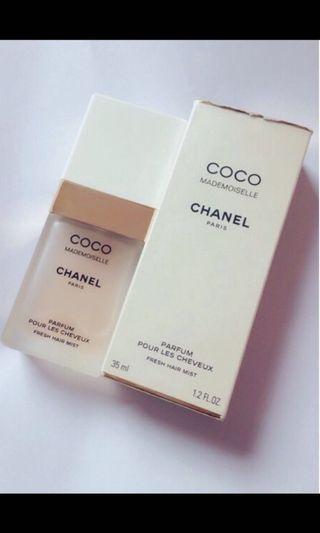 chanel CoCo隔離髮香