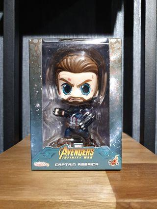 Hot Toys Avengers: Infinity War Captain America Cosbaby MISB