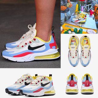 Nike Wmns Air Max 270 React 女鞋 青春 時尚