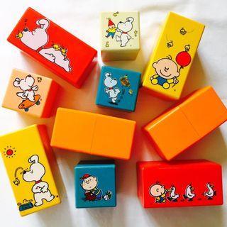 Rattle Toys 10 pcs