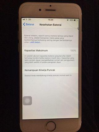 iPhone 6 32 gb ex iBox