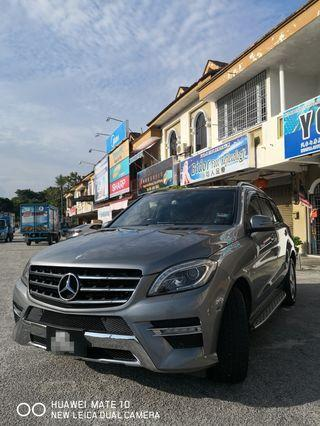 Mercedes Benz ML350 AMG 3.5 FACELIFT