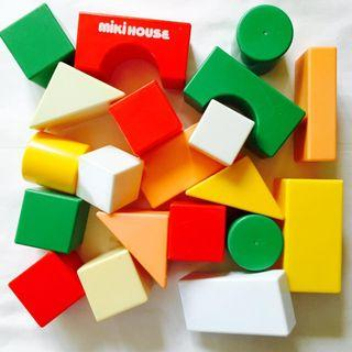 Rattles and Shapes 20 pcs