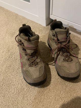 Kathmandu hiking boots