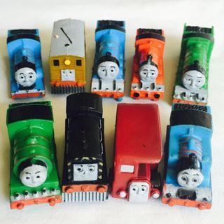 Thomas Trains 10 pcs