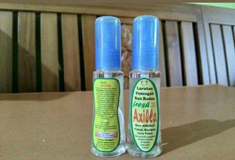 Fresh Axilla (Pencegah Bau Badan)