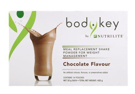 BodyKey by NUTRILITE Meal Replacement Shake (Chocolate)