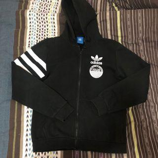 Adidas with the 3 stripes Jacket
