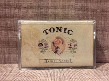 Kaset Pita Tonic (Album: Lemon Parade)