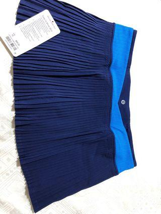 Lululemon Time To Shine Skort (Size 10)