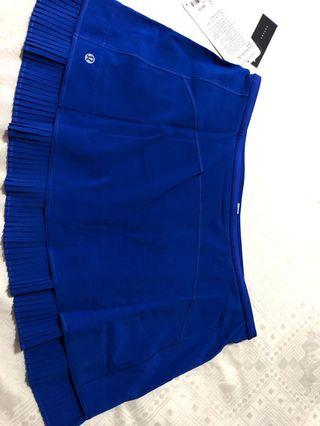 Lululemon City Sky Run By Skort (Size 10)