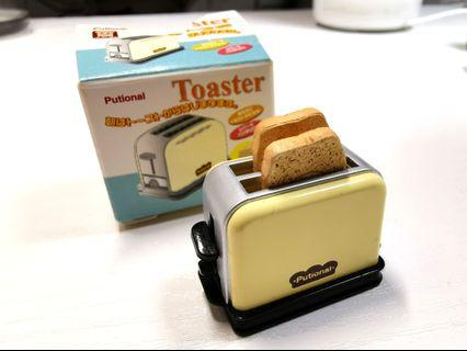 Rare Miniature Re-Ment Toaster Bread for Dollhouse