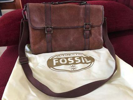 Fossil Messnger Laptop Bag