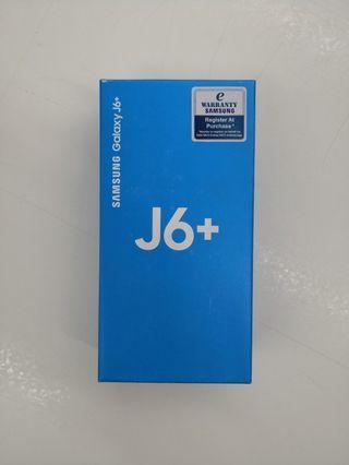100% Original SAMSUNG GALAXY J6+
