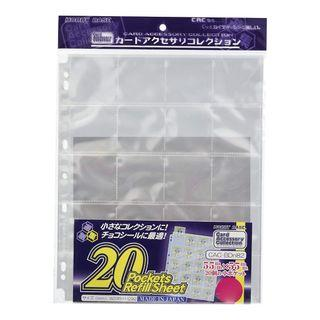 日本Hobby Base 20格貼紙卡頁
