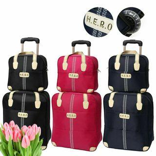 Globalcity- 2in1 hero travel bag with trolley