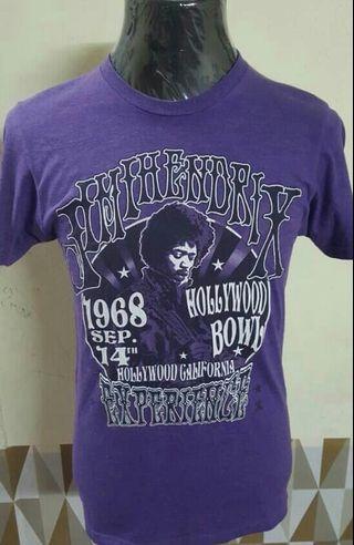 Jimi Hendrix 'Authentic' tee shirt