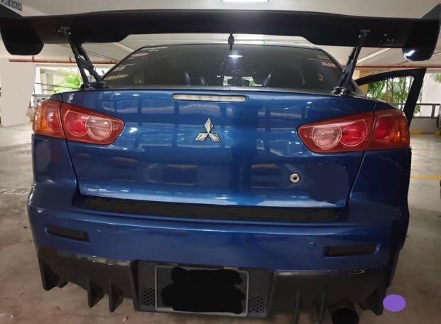 2009 Mitsubishi Lancer GT 2.0 Manual