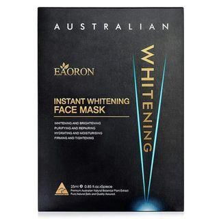 🚚 澳洲eaoron水光針美白面膜