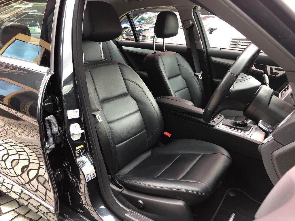 2011 MERCEDES-BENZ C200 AMG