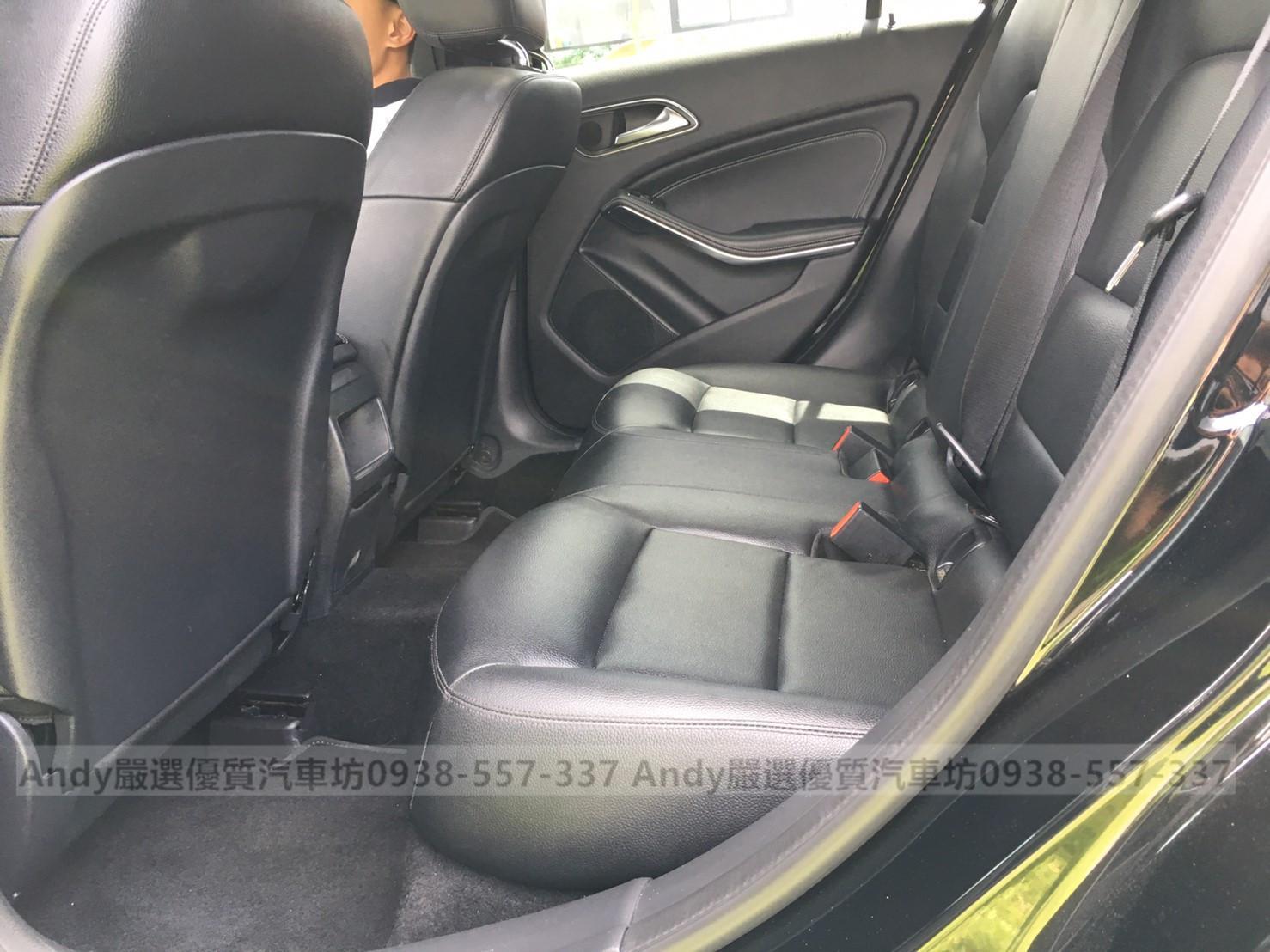 2013年 A200 黑 1.8 AMG 全景跑7萬 熱門車中古車二手車
