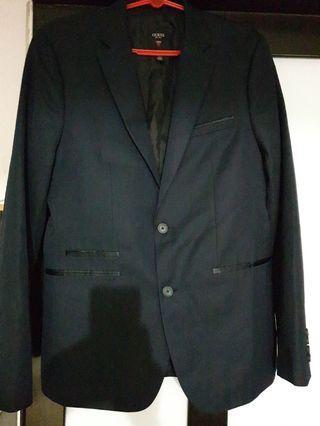 🚚 Guess Black Blazer M size