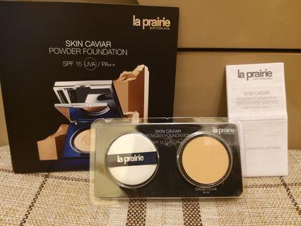 La Prairie Skin Cavier Powder Foundation 2g