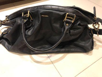 Picard Black Ladies Bag