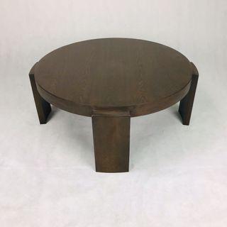 🚚 Oak Wood Coffee Table
