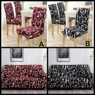 Sarung sofa dan kerusi