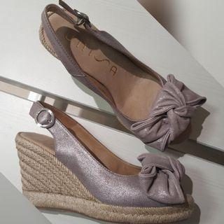 New - Unisa cunde mts dusty pink wedges