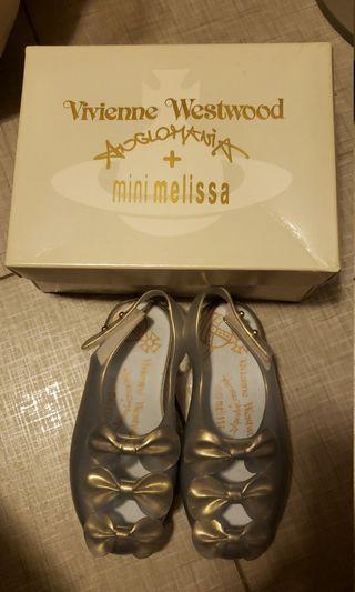 Vivienne Westwood mini melissa 童裝鞋