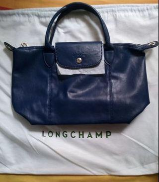 NEW Longchamp Cuir size S tas longchamp ORIGINAL