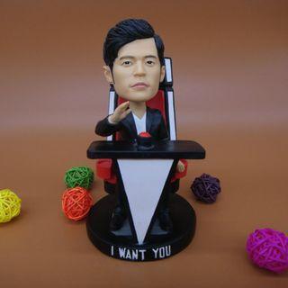 Jay Chou Bobble Head