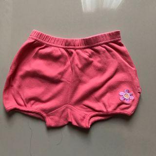 Mothercare short pans pink