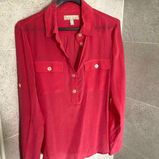Sale! Silk Banana Republic Shirt