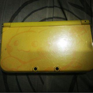 3DS XL PIKACHU VERSION