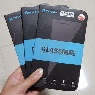 iPhone XS Max 2.5D 0.33mm Mocolo Tempered Glass