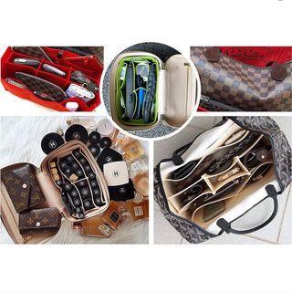 Bag organizer for LV, Goyard, Longchamp