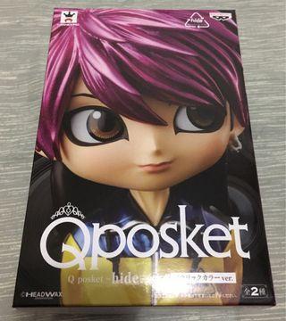 Qposket X-Japan 松本秀人 hide Vol.4 B色 金屬色