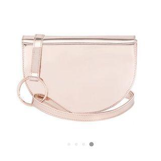 Paco Rabanne Olympea Crossbody Bag (Rose Gold)