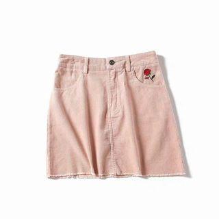 Pull&bear pink A line high waist skirt Pull&Bear /Zara/Forever 21