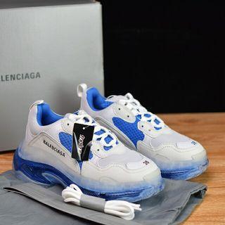 Balenciaga Triple S 白蘭 氣墊 巴黎世家老爹鞋